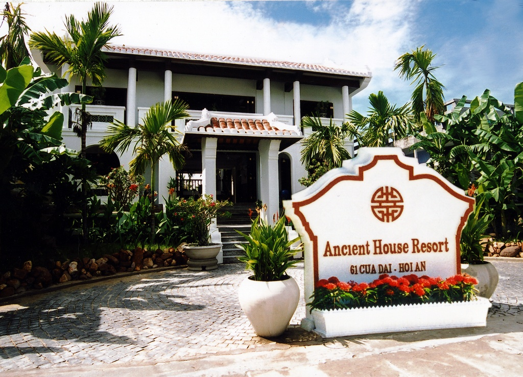 Hoi An Ancient House Resort & Spa ****