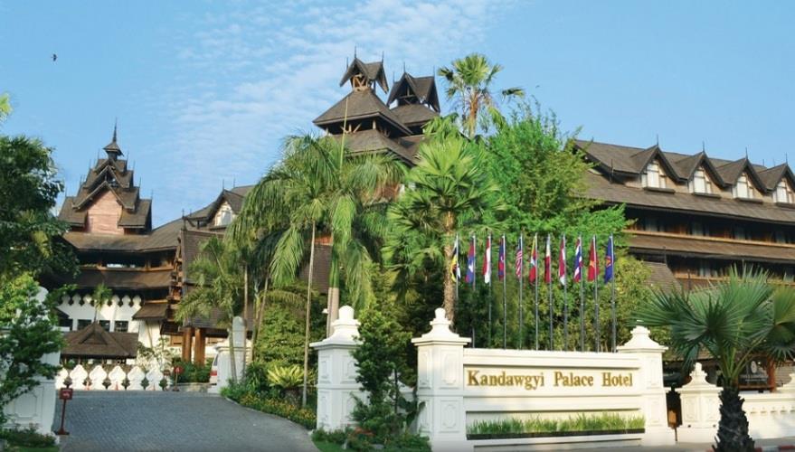 Kandawgyi Palace Hotel *****