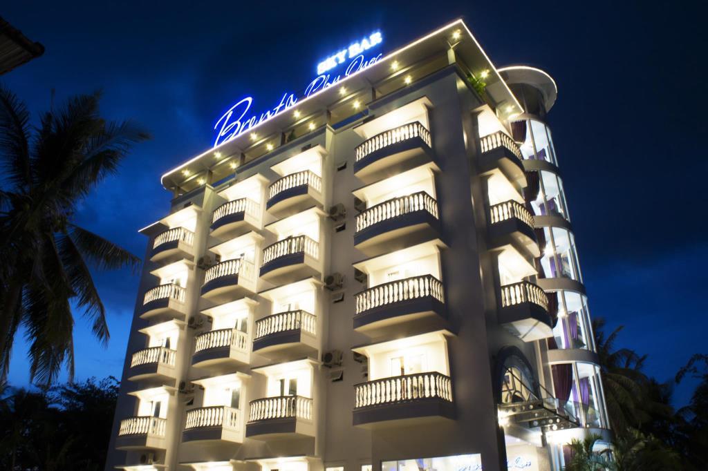 Brenta Phu Quoc Hotel ***