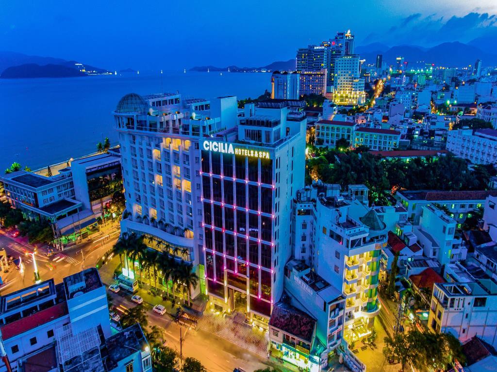 Cicilia Hotel & Spa Nha Trang ****