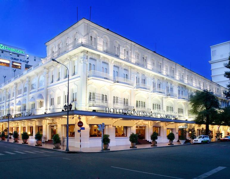Hotel Continental Saigon ****