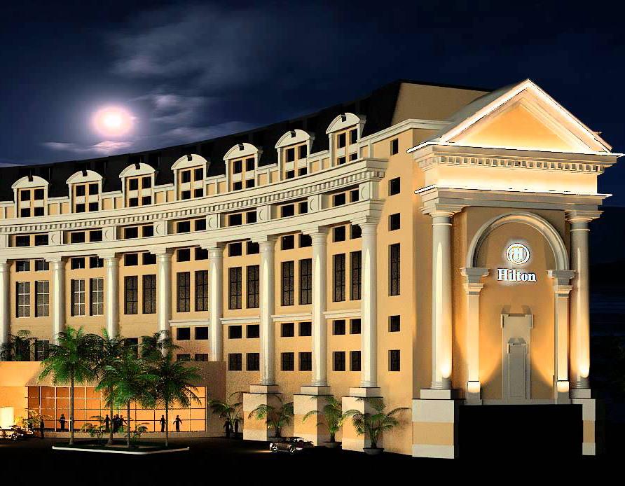 Hilton Hanoi Opera *****