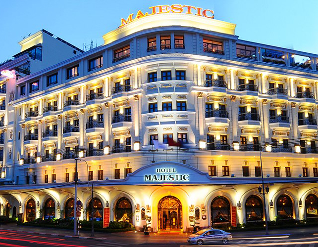 Hotel Majestic Saigon *****