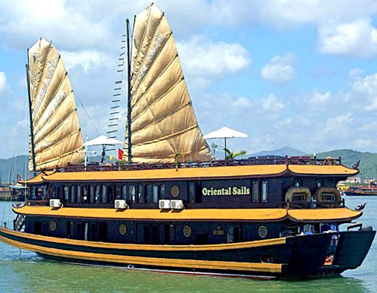 Deluxe Oriental Sails Halong ***