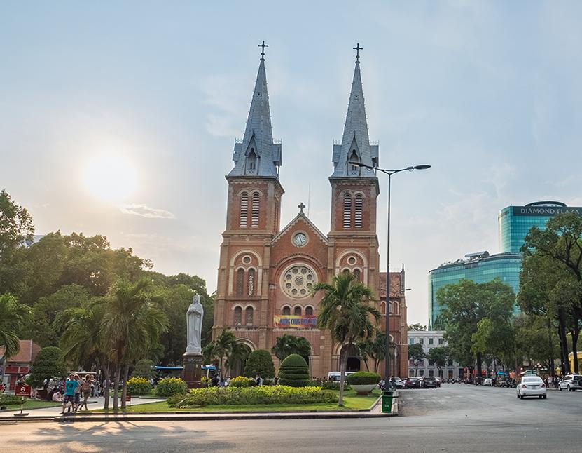 Saigon in one city tour