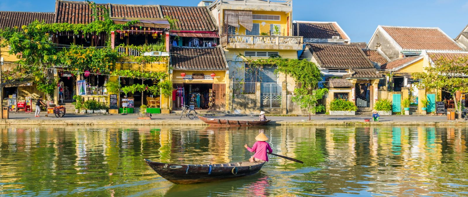 HOI AN ANCIENT TOWN ON THE WORLD'S TOP 15 CITIES