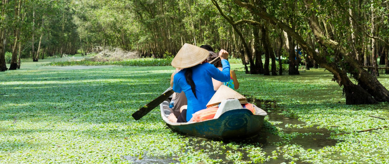 DISCOVER MEKONG DELTA IN FLOATING WATER SEASON
