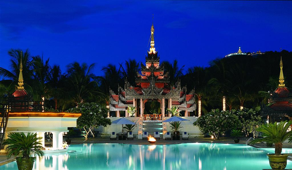 Mandalay Hill Resort *****