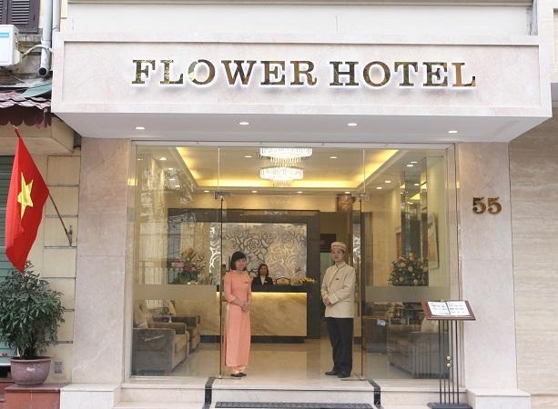 Flower Hotel Hanoi ***