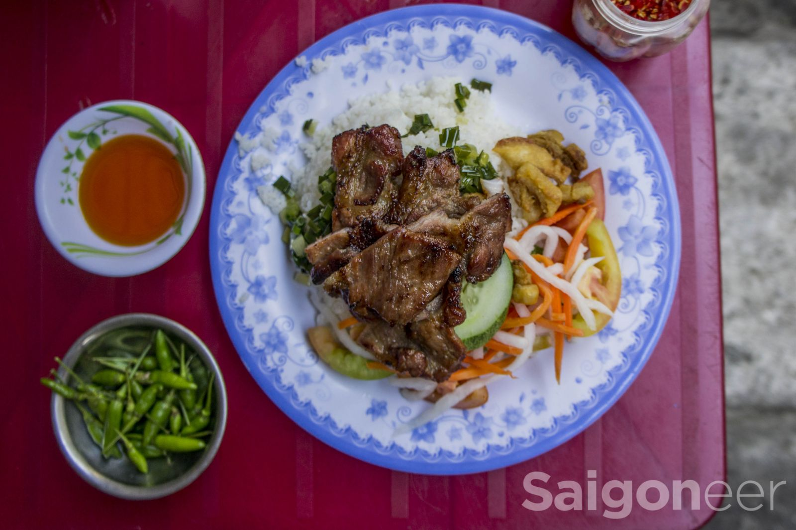 Chị Hiền's Cơm Sườn and the Single Greatest Fish Sauce of All Time