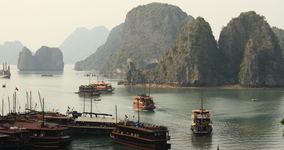 Quang Ninh Wants to Build a Tunnel Under Ha Long Bay
