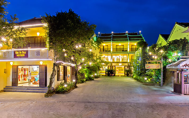 Hoian Silk Luxury Hotel & Spa