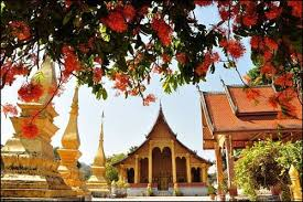 PEACEFUL WEEKEND in LUANG PRABANG