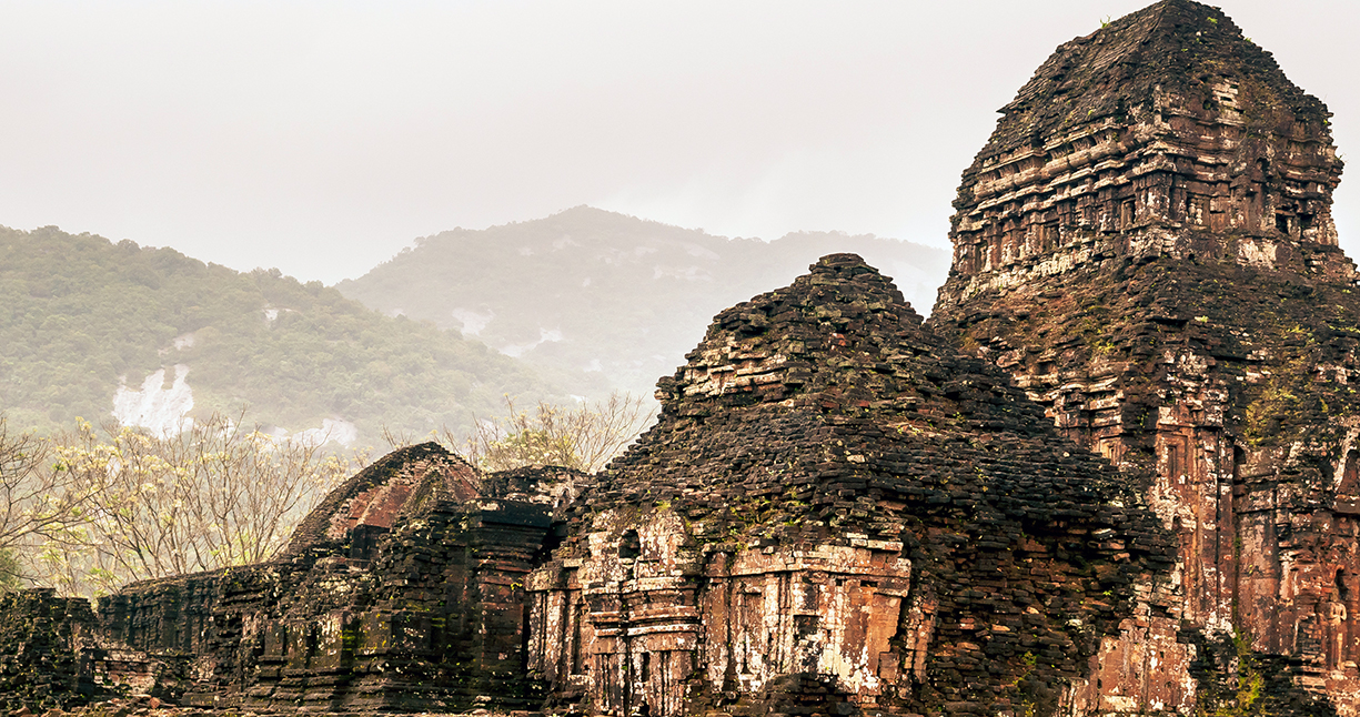 Follow the World Heritage Sites