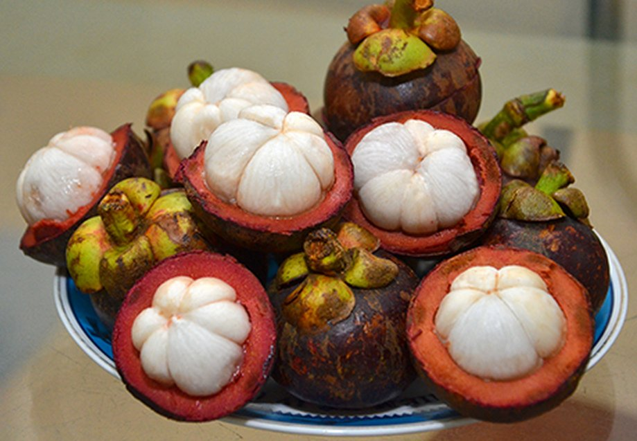MANGOSTEEN - QUEEN OF FRUITS