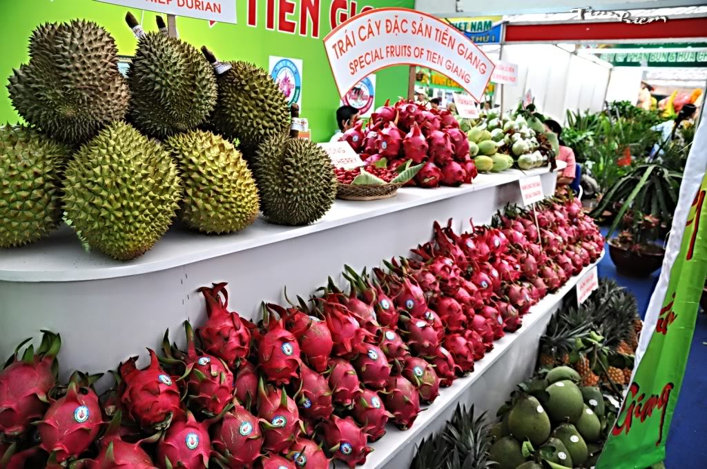 Southern Fruit Festival 2018 in Hochiminh City